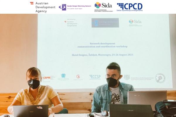 Networking Meeting of the Gender Budget Watchdog Network in Montenegro